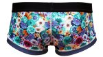 "Photo2: Leg Band Boxer ""Petit Flowers"" (2)"