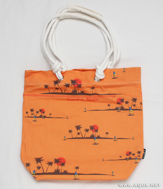 "Photo1: Tote Bag ""Sunset"" (1)"