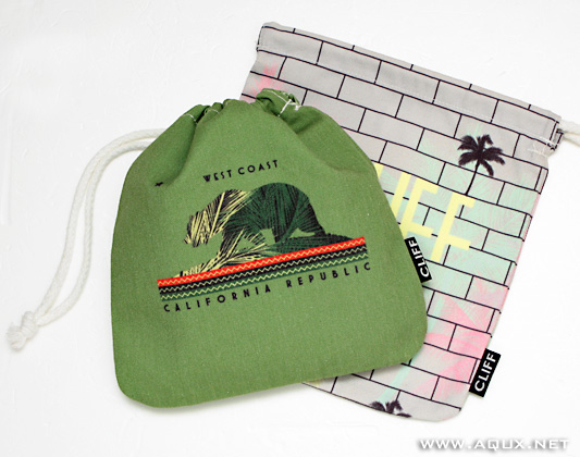 Photo1: Cliff Pouch (1)