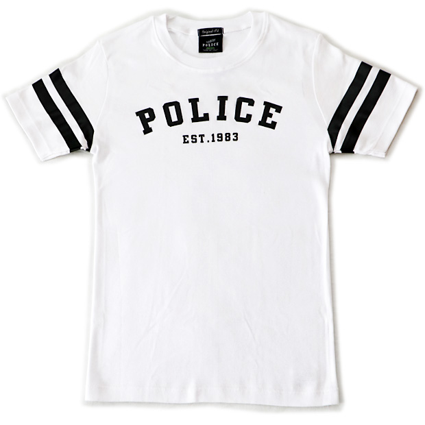 Photo1: Two Lines Tee (1)