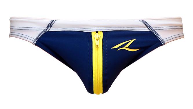 """Photo1: ZIp Bikinis """"Navy"""" (1)"""