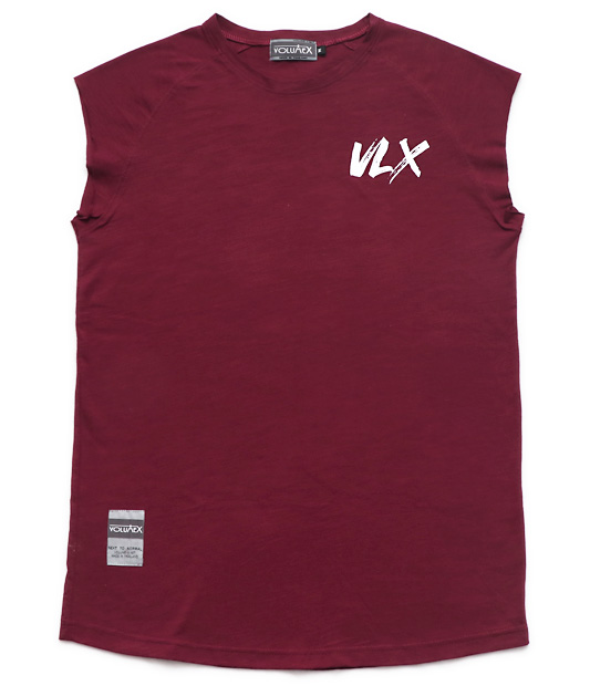 Photo1: Volume X Sleeveless (1)