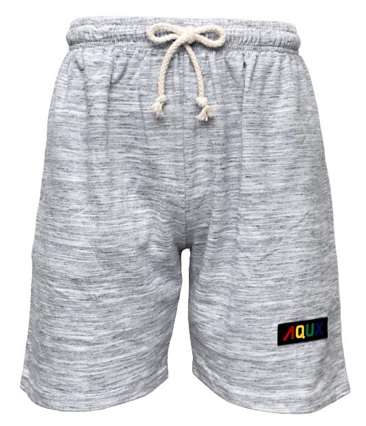 Photo1: Sweat Half Pants  (1)